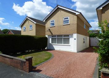 Thumbnail 3 bed detached house for sale in Bagmere Close, Elworth, Sandbach