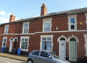 Thumbnail 3 bedroom terraced house for sale in Wolfa Street, Derby