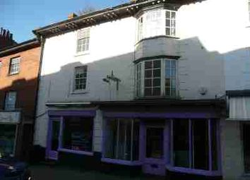 Thumbnail Retail premises for sale in Market Place, North Walsham