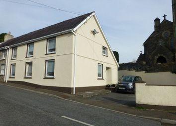 Thumbnail 3 bed semi-detached house for sale in Llandeilo Road, Llandybie, Ammanford, Carmarthenshire.