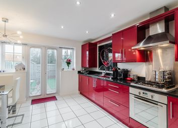 Thumbnail 3 bed town house for sale in Donnington Court, Milking Bank, Dudley