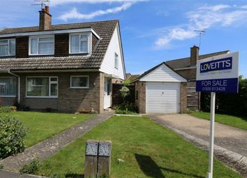 Thumbnail 3 bed semi-detached house for sale in Beech Close, Southam