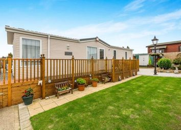 Thumbnail 2 bedroom mobile/park home for sale in Riverview Caravan Park, Station Road, Cogenhoe, Northampton