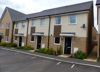 Thumbnail 2 bed end terrace house for sale in West Croft, Hampton, Peterborough