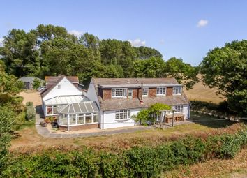 Thumbnail 4 bed detached house for sale in Brimfast Lane, Sidlesham Common, Chichester, West Sussex