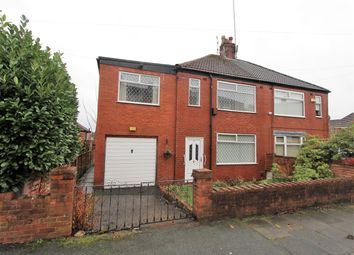Thumbnail 3 bed semi-detached house for sale in Wagstaffe Street, Middleton, Manchester