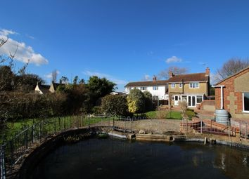 Thumbnail 3 bed detached house for sale in Holly Lane, Mutford, Beccles