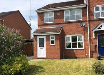 Thumbnail 3 bed semi-detached house to rent in Ferry Farm Drive, Stafford