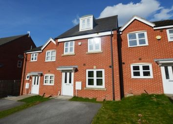 Thumbnail 3 bed town house to rent in Myrtle Crescent, Heeley, Sheffield