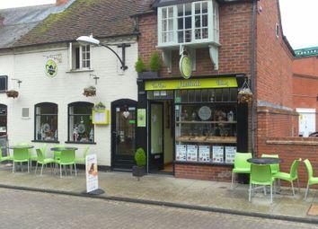 Thumbnail Restaurant/cafe for sale in 4-5 Meer Street, Startford Upon Avon