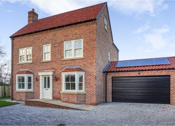 Thumbnail 5 bedroom detached house for sale in Dales Court, York