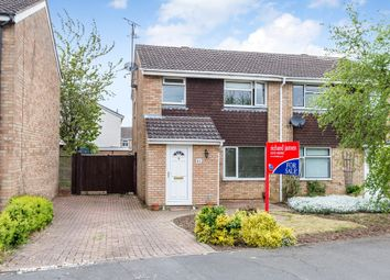 Thumbnail 3 bedroom semi-detached house for sale in Ashby Drive, Rushden