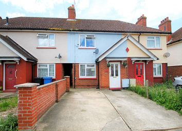 Thumbnail 2 bedroom terraced house for sale in Hayman Road, Ipswich