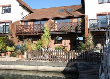 Thumbnail 4 bedroom town house for sale in Newlyn Way, Port Solent, Portsmouth