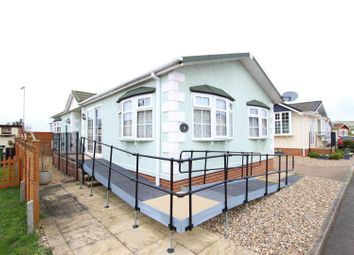 Thumbnail 3 bed mobile/park home for sale in Denny End Road, Waterbeach, Cambridge