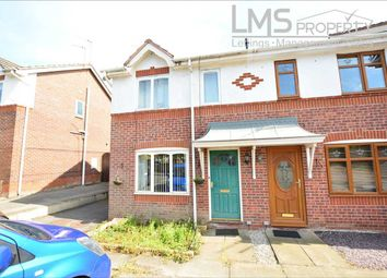 Thumbnail 2 bed mews house to rent in Redstone Drive, Winsford