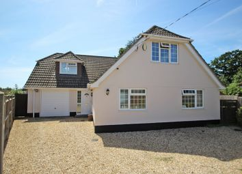 4 bed bungalow for sale in High Ridge Crescent, Ashley, New Milton, Hampshire BH25