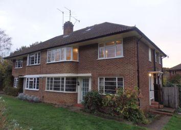 Thumbnail 3 bed maisonette to rent in Pixham Lane, Dorking