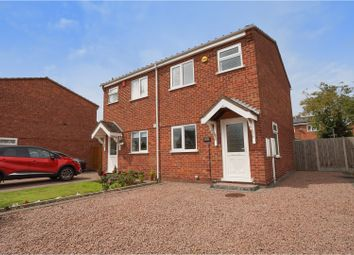 Thumbnail 2 bed semi-detached house for sale in Park Road, Barton-Under-Needwood