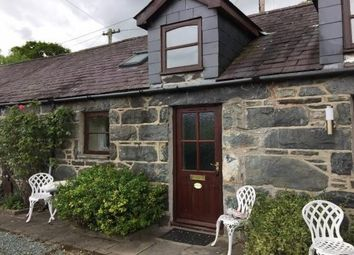 Thumbnail 1 bed cottage to rent in Rowen, Conwy