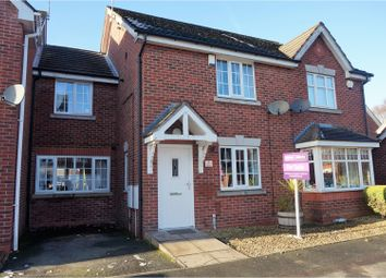 Thumbnail 3 bedroom terraced house for sale in Manderston Close, Dudley