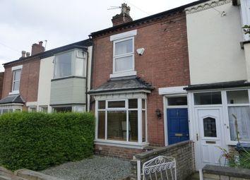Thumbnail 3 bedroom property to rent in Gordon Road, Harborne