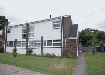 Thumbnail 2 bed maisonette for sale in Ivy Close, Moneyrow Green, Maidenhead