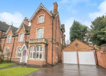 Thumbnail 5 bed semi-detached house for sale in Witherley Road, Atherstone, Warwickshire