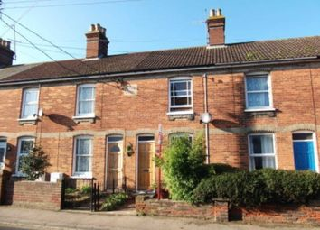 Thumbnail 3 bed terraced house to rent in Haylings Road, Leiston