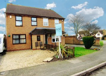 Thumbnail 3 bedroom semi-detached house for sale in Cannam Close, Whetstone, Leicester