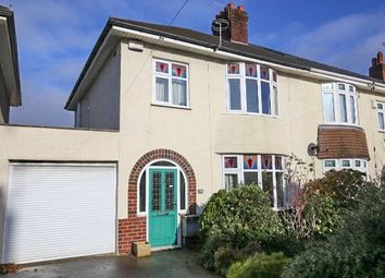 Thumbnail 3 bed semi-detached house to rent in Wellington Hill West, Henleaze, Bristol