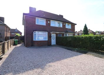 Thumbnail 3 bed semi-detached house for sale in Yarmouth Drive, Northern Moor, Manchester