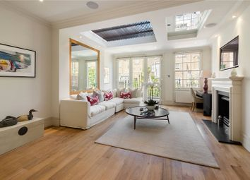 Thumbnail 3 bedroom terraced house to rent in Graham Terrace, Belgravia, London