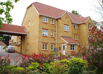 Thumbnail 1 bed flat for sale in Ashdown Close, Woking
