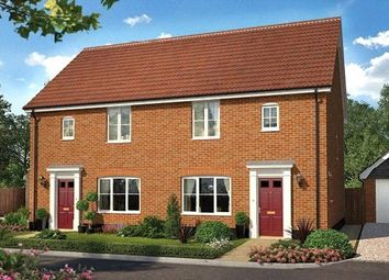Thumbnail 3 bed property for sale in Kingley Grove, New Road, Melbourn, Royston, Cambridgeshire