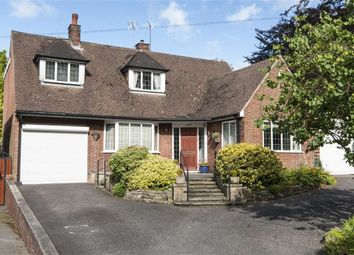 Thumbnail 3 bed detached bungalow for sale in Derby Road, Swanwick, Alfreton