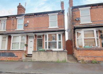 Thumbnail 2 bed end terrace house to rent in Vernon Avenue, Old Basford, Nottingham