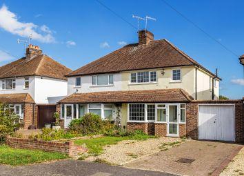 Thumbnail 3 bed semi-detached house for sale in Highfields Road, Edenbridge