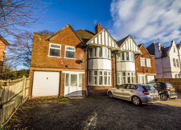Thumbnail 4 bedroom semi-detached house to rent in Hagley Road, Edgbaston