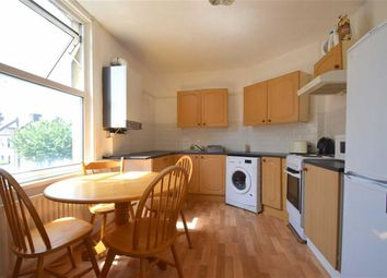 Thumbnail 4 bed flat to rent in Brookwood Road, Southfields, London