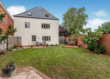 Thumbnail 4 bed semi-detached house for sale in Station Road, Pulham St. Mary, Diss