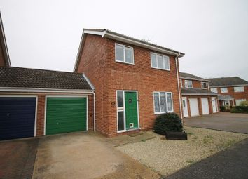 Thumbnail 3 bed link-detached house to rent in School Road, Earith, Huntingdon, Cambridgeshire.
