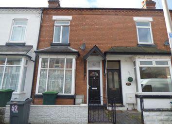 2 bed terraced house to rent in Wattis Road, Bearwood, Birmingham B67