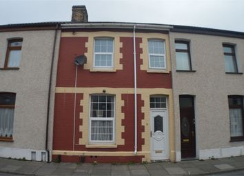Thumbnail 3 bed terraced house for sale in Beach Street, Port Talbot, West Glamorgan