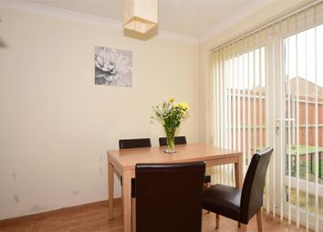 Thumbnail 2 bed terraced house for sale in Highlands Close, Strood, Rochester, Kent