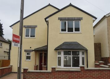 Thumbnail 3 bed detached house for sale in Ruby Street, Leicester