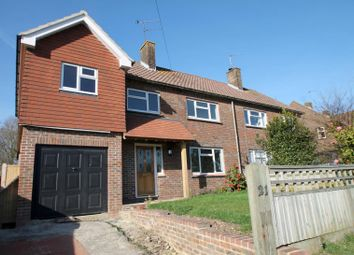 Thumbnail 4 bed detached house to rent in Hamsland, Horsted Keynes, Haywards Heath