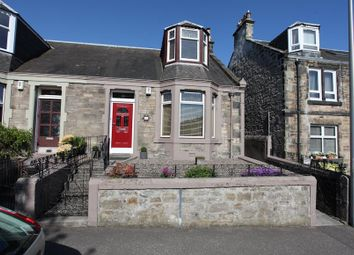 Thumbnail 3 bed semi-detached house for sale in Dunnikier Road, Kirkcaldy