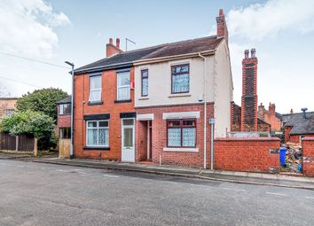 Thumbnail 3 bed semi-detached house for sale in Wilfred Place, Hartshill, Stoke-On-Trent