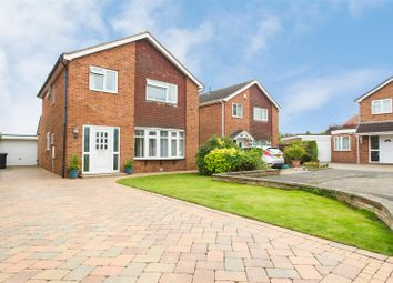 Thumbnail 4 bedroom detached house for sale in Hall Drive, Cropwell Bishop, Nottingham
